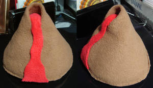 Volcano Plush by Meowchee