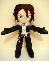 Squall Leonhart Plush by Meowchee