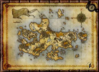 Map by namiociarz
