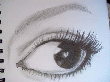 Eye Love You by pencil-to-papaer