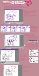 MS Paint tutorial part DEUX. by Twitter