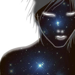 I am the universe by swayanouk