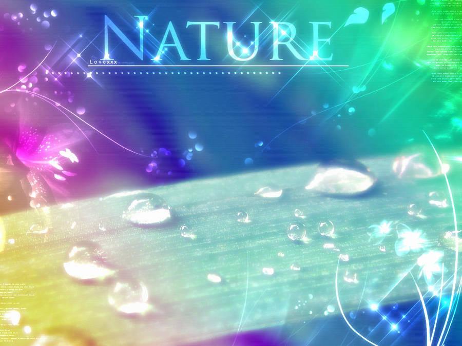 Nature - Wallpaper by RoseSan