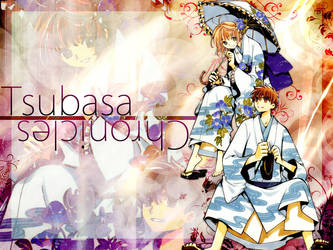 Tsubasa Chronicles - Wallpaper by RoseSan