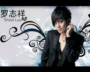 Show Luo - Wallpaper by RoseSan