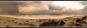 Panaram Beach by xedgerx