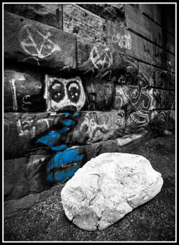 Blue Tongue by xedgerx