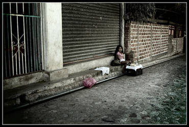 Mexican Girl by xedgerx