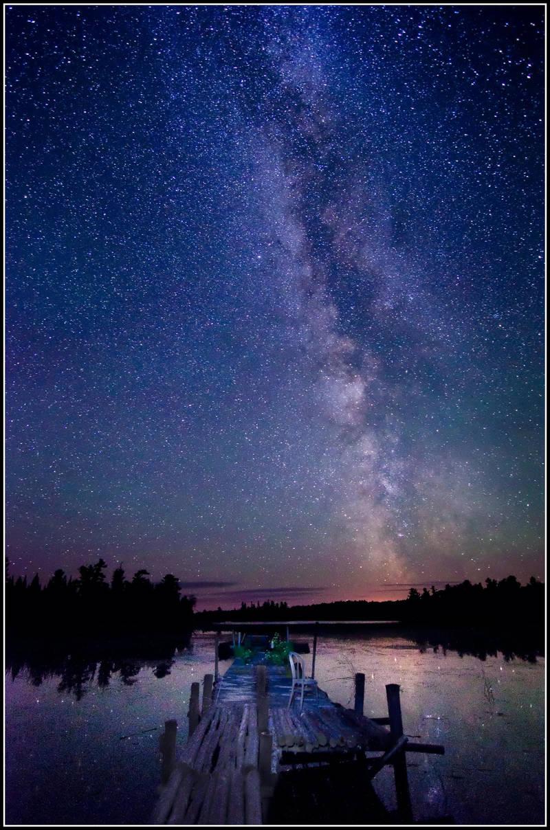 Starry-dock by xedgerx