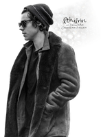 Harry Styles render 007 [.png] by Ithilrin by Ithilrin