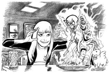 New Mutants: Magik by cluedog
