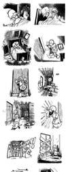 The Quacking Dead Season 1 Part 4 by cluedog