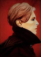 David Bowie by sinsenor