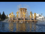 The People's Friendship fountain by Arichy