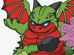 New Dragon Monster by Hoshino22