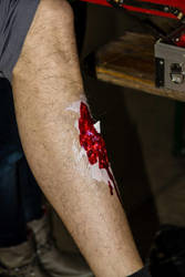 How to create a realistic wound #4 by Surfinger