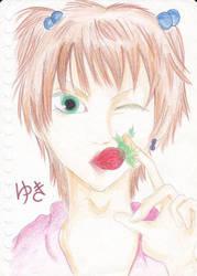 yuki - yamato nadeshiko shichi henge by deFila218