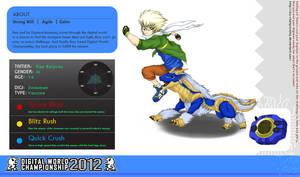 DWC : Ken Reijirou + Jinoumon Application =UPDATE= by WolveForger