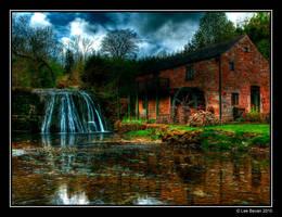 WaterMill by Leeby