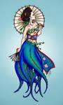 Geishapus by LuxeLibrarian