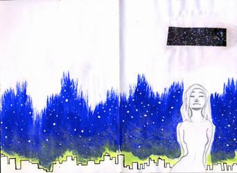 My piece of Sky by Super-Snark
