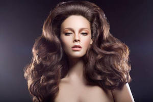 Big Chestnut Hair by MissCarriage
