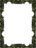 108 Green Flourish by Tigers-stock