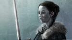 Arya and Needle by wherethedoodleslive