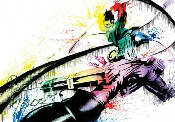 Eren Jaeger (Attack on Titan) by PocketKaori
