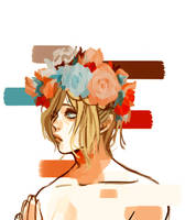 YOI: flowerboy 2 by SinfulHime
