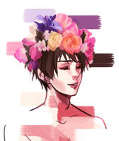 YOI: flowerboy 3 by SinfulHime