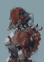 Red Machine by nEt4ward