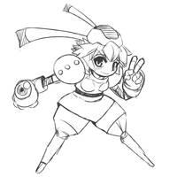 Marina 4 [Sketch] by CheloStracks
