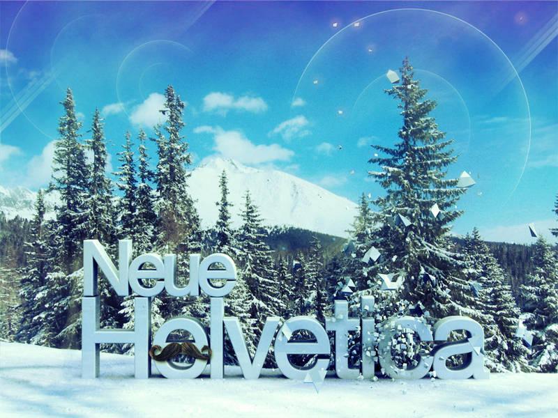 helvetica by Apneafix