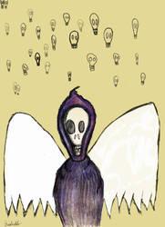 Death angel by guodaaiko