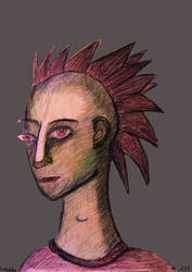 Punk by guodaaiko