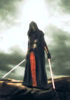 Darth Revan by oracleofriddles