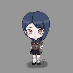 Chibi Hide Osako by ForgottenWinds