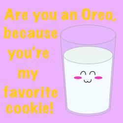Milk's Favorite Cookie by RowanArtist