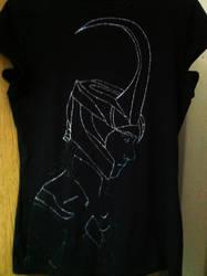 Loki shirt by Sierraness23