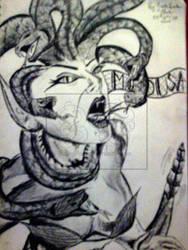 Medusa by Jade-Maggot