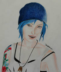 Chloe Price by kikielzinga