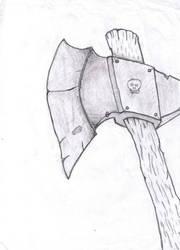 For cutting things like wood by Hingetsugu