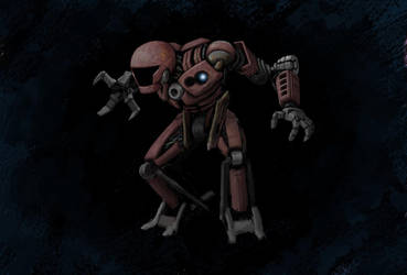 Robot by supernator13