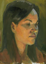 Head Painting by supernator13