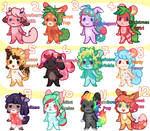 COMPUFFT MINIS ADOPTS BATCH 1 12/12 OPEN!!! by Eggersy