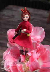 Arrietty IV by Loonaki