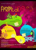 FundaMental 2008 - Poster by freakyframes