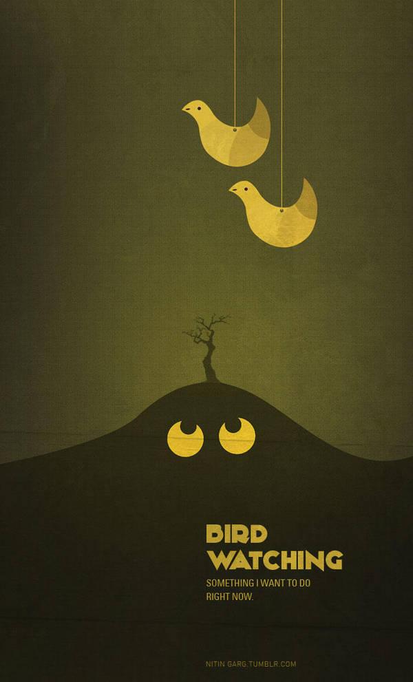 Birdwatching by freakyframes