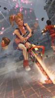 Amazing Lollipop Chainsaw by DreamCandice